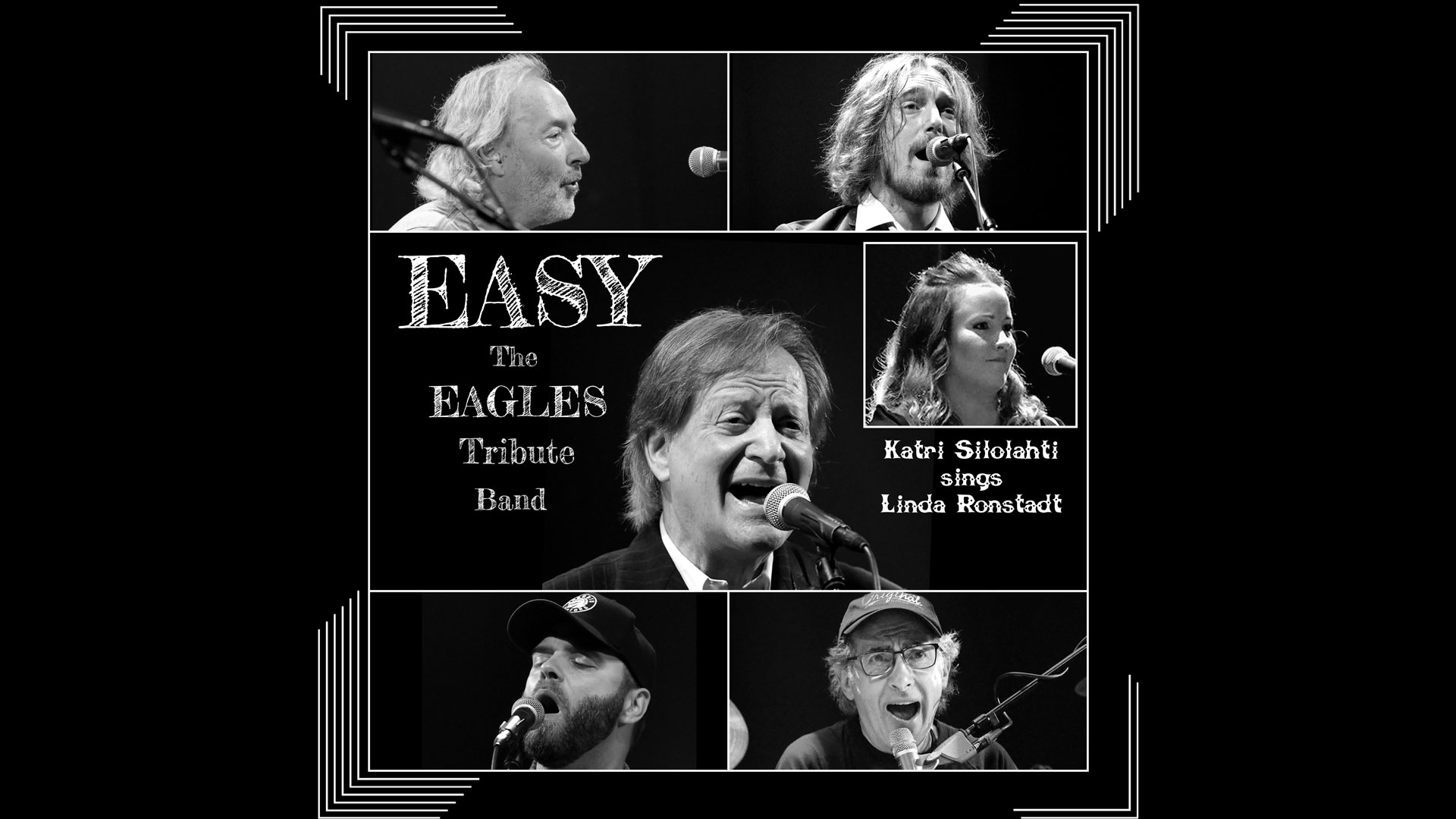 Easy - The Eagles Tribute Band ke 19.5.2021 klo 19.00